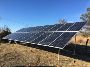 Solar Array Sales